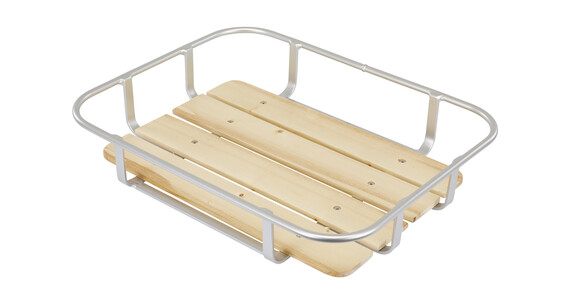 Red Cycling Products Front Tray Styrkurv beige/sølv